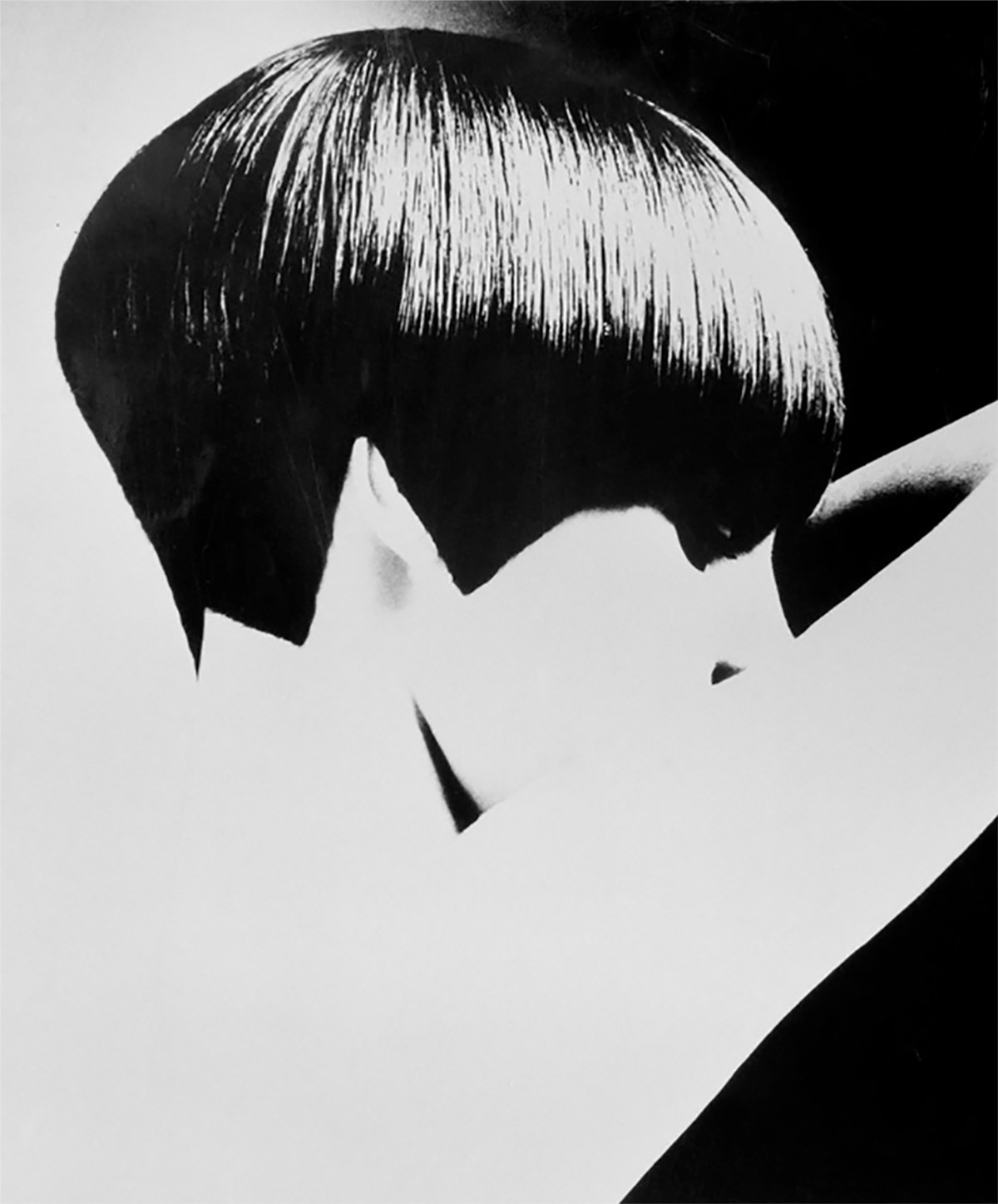 Vidal Sassoonin kuuluisa five-point-cut
